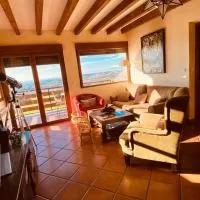 Hotel Finca Los Almendros de La Dehesa en cebolla
