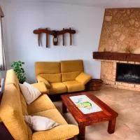 Hotel Casa Rural Ca'l Gonzalo en centenera-de-andaluz