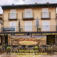 Hotel Hotel plaza en cerezo-de-arriba