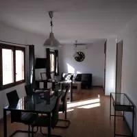 Hotel Casa Rio Caspe I en chiprana