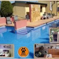 Hotel La Casita de Yuncos en chozas-de-canales