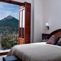 Hotel Hotel San Sebastián Hospedería en cieza
