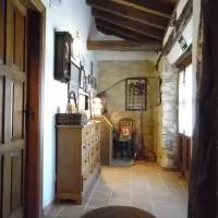 Hotel San Vitores en cilleruelo-de-san-mames