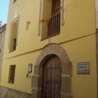 Hotel Casa De Los Diezmos en cinco-olivas