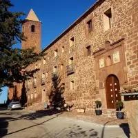 Hotel Albergue Restaurante CARPE DIEM - Convento de Gotor en clares-de-ribota