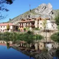 Hotel El Rincón de las Hoces del Duratón en cobos-de-fuentiduena