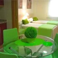 Hotel Residencial Alcoy en cocentaina