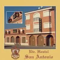 Hotel Hostal San Antonio en cogeces-de-iscar