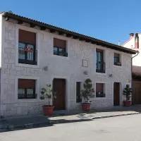 Hotel Apartamentos Turísticos los Abuelos en cogeces-de-iscar
