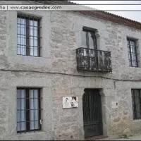 Hotel Casa Rural La Cañada Real en collado-del-miron