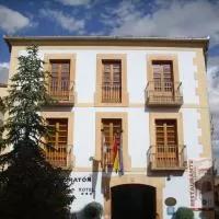 Hotel Hotel Rural Vado del Duratón en condado-de-castilnovo