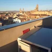 Hotel Aires de la Ribera en corella