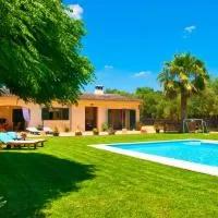 Hotel Villa Can Coll de Sencelles en costitx