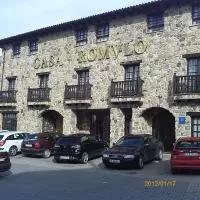 Hotel Casa Rómulo en covaleda