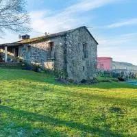 Hotel Heritage Mansion in Covelo, Pontevedra with Swimming Pool en covelo