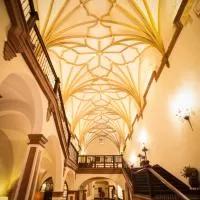 Hotel Monasterio De Piedra en cubel