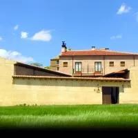 Hotel Rincón de Doña Inés en cuenca-de-campos