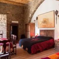 Hotel Castillo de Añón de Moncayo en cueva-de-agreda