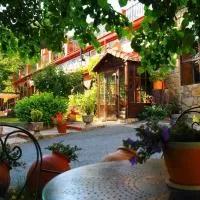 Hotel Hostal Almanzor en cuevas-del-valle