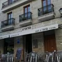 Hotel Pension a Fontiña en cuntis