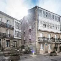 Hotel Pensión Pura en cuntis