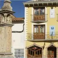 Hotel Hostal Las Grullas en daroca