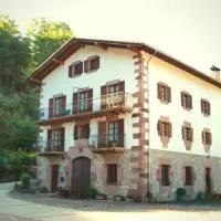 Hotel Olazahar en donamaria