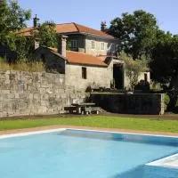 Hotel Casa Casarellos en dozon