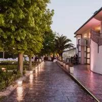 Hotel Hotel Ciudad de Borja en el-buste