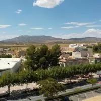 Hotel Attic at 91 en el-pinoso