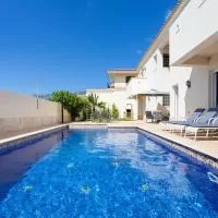 Hotel Tabaiba Luxury Villa with pool en el-rosario