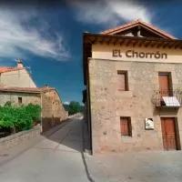 Hotel El Chorrón en el-royo