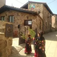 Hotel Posada Rural La Piñorra en el-royo