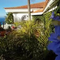 Hotel Villa Larnia en el-sauzal