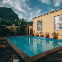Hotel Hotel Rural La Casa Amarilla en el-tanque