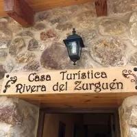 Hotel Casa Turistica Rivera Del Zurguen en el-tejado