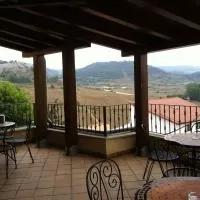 Hotel Posada el Mirador en el-vallecillo
