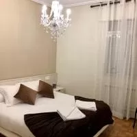 Hotel Apartamento Vitoria II en elburgo-burgelu