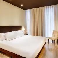 Hotel Sercotel Boulevard Vitoria-Gasteiz en elburgo-burgelu