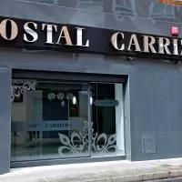 Hotel Hostal Carrizo en elda