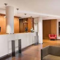 Hotel NH Zamora Palacio del Duero en entrala