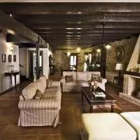 Hotel Posada Real del Buen Camino en entrala