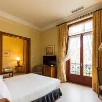 Hotel Sercotel Horus Zamora en entrala