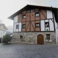 Hotel Zumargain en errezil