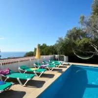 Hotel Villa Belinda en es-migjorn-gran