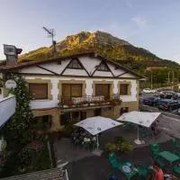 Hotel Pension Uxarte en eskoriatza