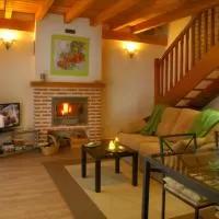 Hotel La Casita de Adanero en espinosa-de-los-caballeros