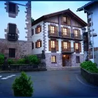 Hotel Iturraldea I y II en etxalar