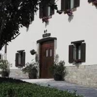 Hotel Hostal Rural Huartearena en etxauri
