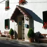 Hotel Posada Sarigarri en ezcaroz-ezkaroze